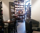 Agata's advice Bona Cafe; best cafe in Krakow. where you can read your book and drink your coffee also can eat something.