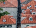 Mysterious medieval alleys of Dubrovnik