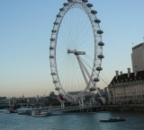 Discover more facts about the London Eye while you visit the city