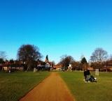 entering-richmond-park-london