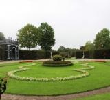The gardens of Schonbrunn Palace Vienna
