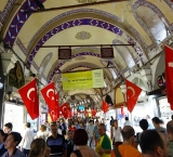 Go shopping at the Grand Bazaar