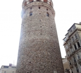The Galata Tower offers panoramic views over Istanbul