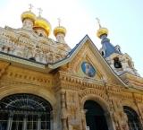 The church of Maria Magdalena