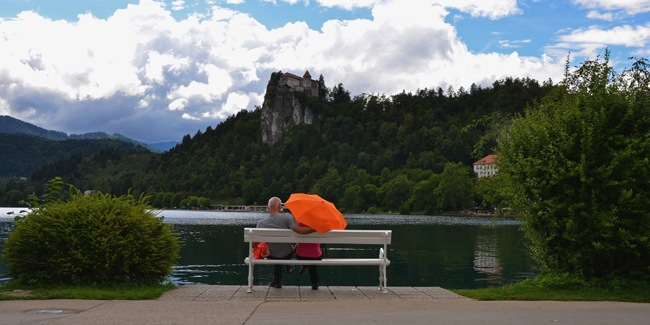 Lake Bled Slovenia - The place for romantic encounters