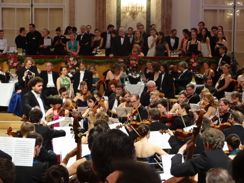 A Viennese Orchestra