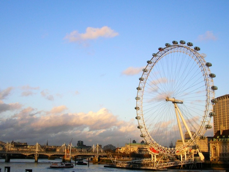 Top 10 London Eye Facts