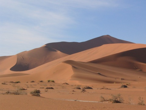 Namibia – The pearl of Africa, so they say