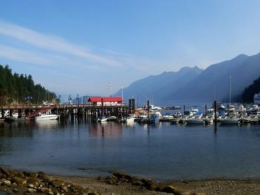 Vancouver hidden surroundings Bowen island, North Vancouver, BC, Canada