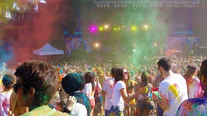 SpringFlare - Australia's Biggest Colour Festival