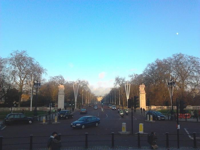 The Buckingham Boulevard