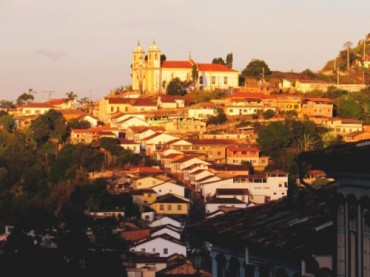 Ouro Preto – real treasure of Minas Gerais