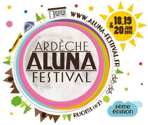 Aluna Festival in Ardèche