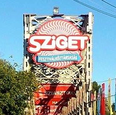 Enter the Sziget Festival