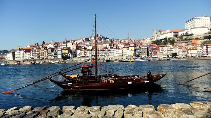 River Douro and port wine
