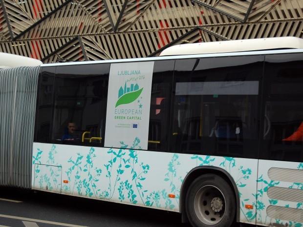 Ljubljana: European Green Capital 2016