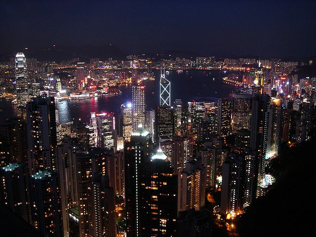 Where to enjoy the best view of Hong Kong Victoria Harbor?