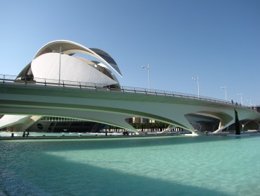 Valencia – unexpectedly beautiful