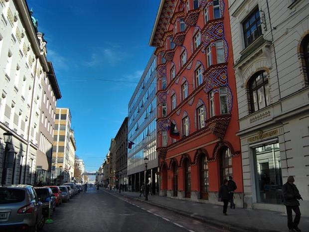 Ljubljana Hotels Worth Seeing