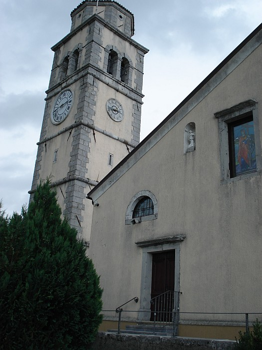 Church Holly Jelena (Sveta Jelena Križarica)