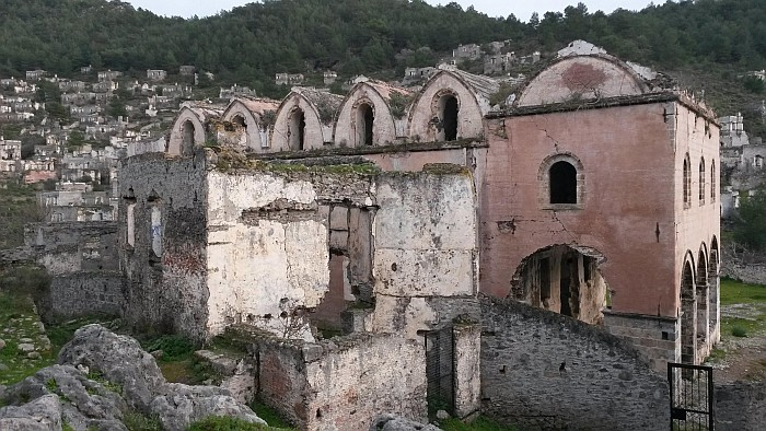 Upper Church, Karmylassos (Kayaköy)