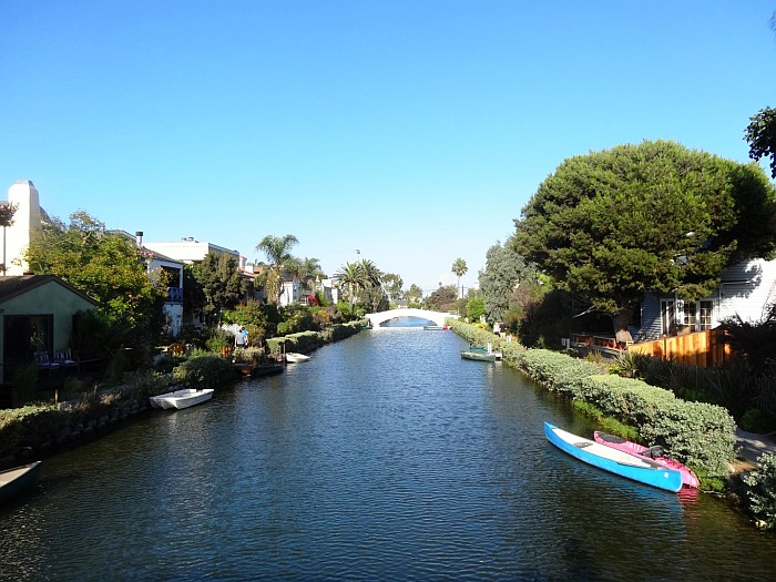 A small Venice hidden in Los Angeles