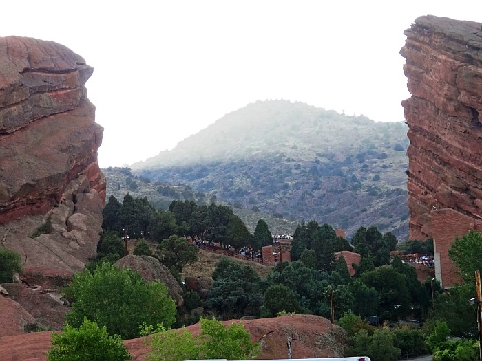 Fun Things to Do in Denver - A concert at Red Rocks is a must