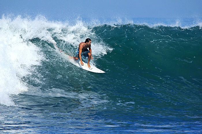 Bali - surfing