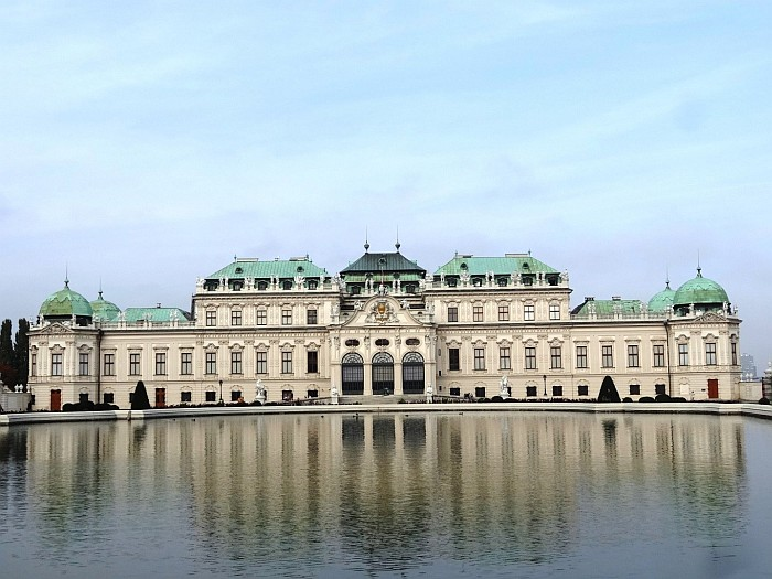 The Belvedere Palace Vienna – Upper Belvedere