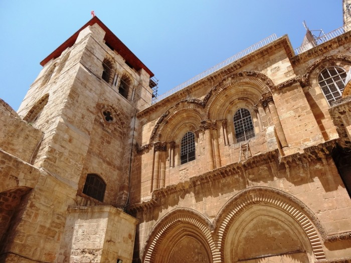 Things to do in Jerusalem - see The Church of the Holy Sepulchre