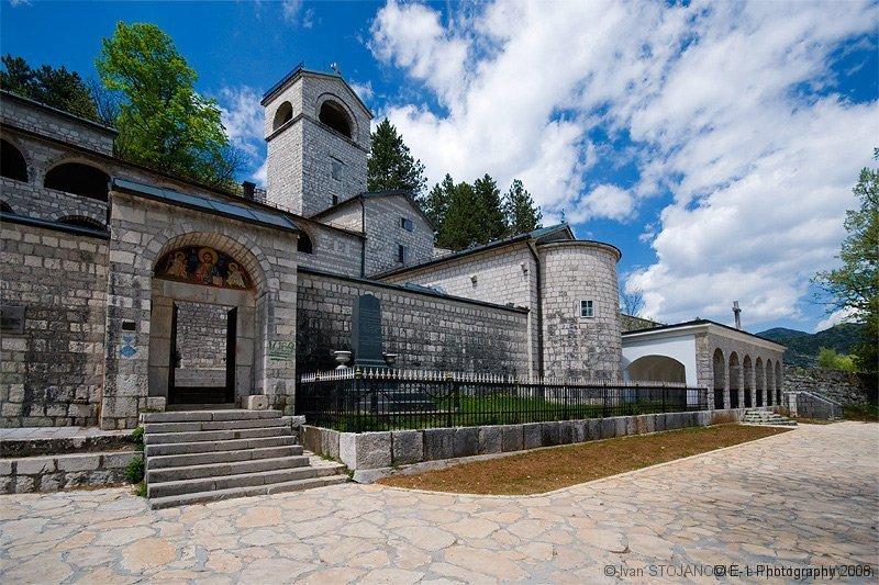Montenegro - Monastery of Cetinje