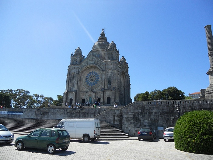 Church of Santa Luzia