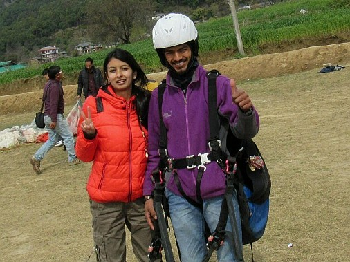 Bir – The Paragliding Paradise