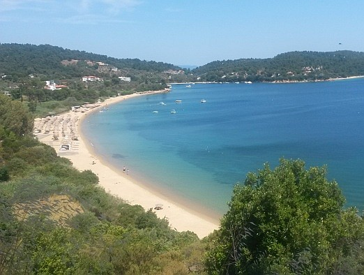 Islands of 2015 summer: Samos, Skiathos, Paros