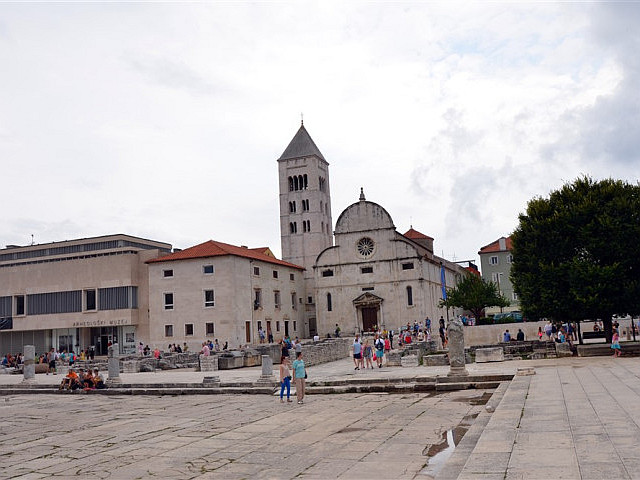 The Magnificent Town of Zadar, Croatia