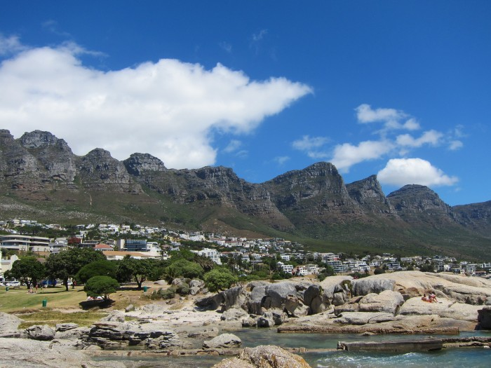 Things to do in Cape Town South Africa - Table Mountain & Lion's Head