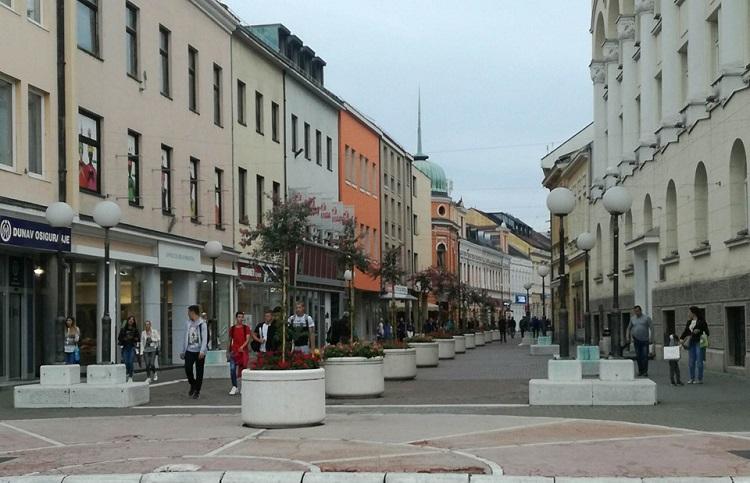 gospodska street