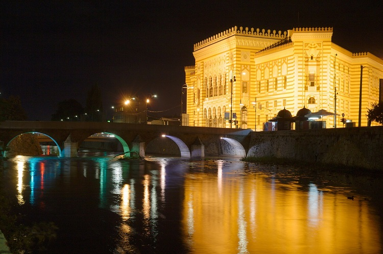 Sarajevo history – the capital city of Bosnia and Herzegovina