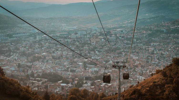why visit sarajevo