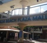 Shopping mall - Palm beach