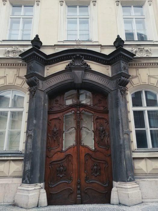 I loved the doors of Bohemia