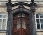I loved the doors of Bohemia