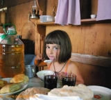 Svans girl eats sour milk (matzoni), Ipari