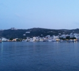 Patmos, one of the northernmost islands of Dodecanese