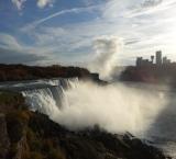 The incredible Niagara Falls