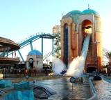 The Atlantis Journey Ride at Sea World San Diego