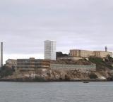 Arriving to Alcatraz Island