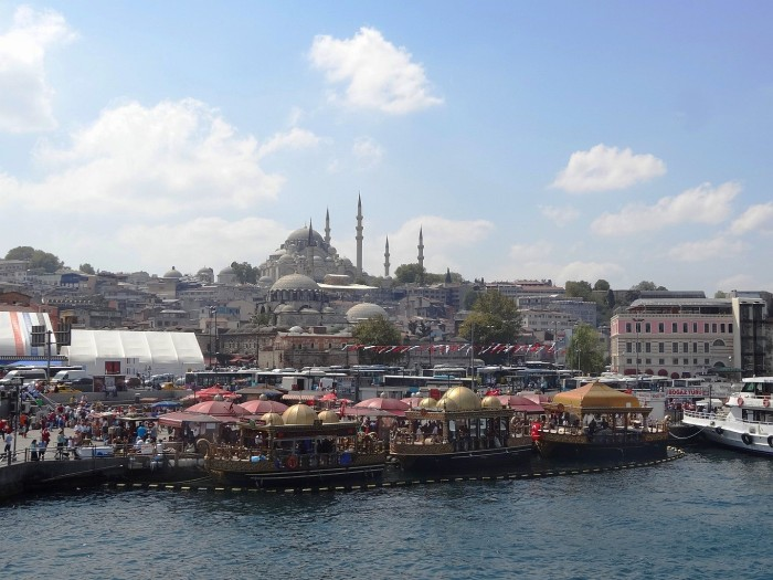 There are a lot of things to do in Istanbul - the city between continents