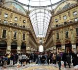 Go shopping at Galleria Vittorio Emanuele II