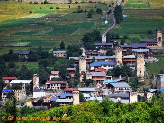 Georgia – Mtskheta, Davit Gareja, Kazbegi and Svaneti